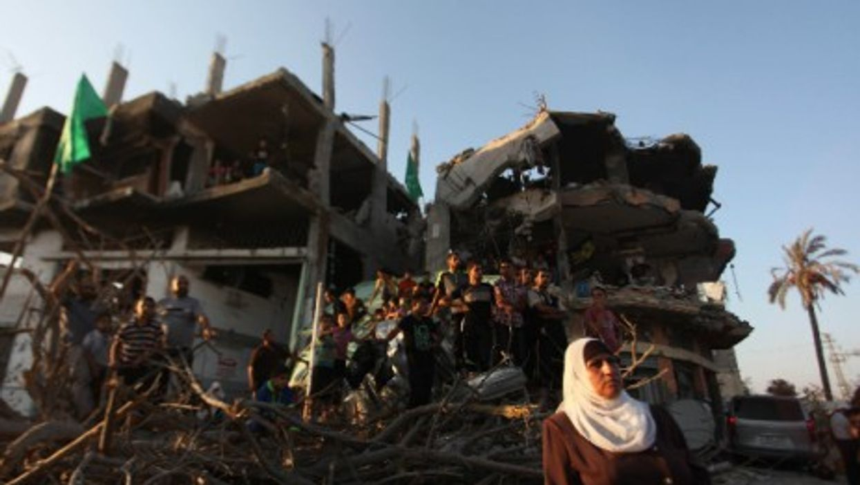 Urgent rebuilding in Gaza is estimated to cost at least $367 million, according to the UN.