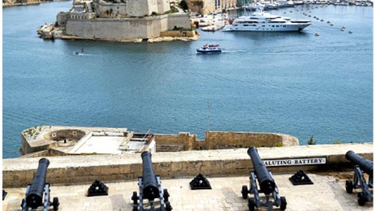 Valetta, Europe's biggest natural port