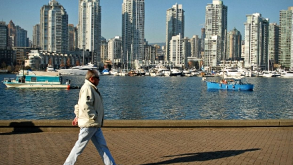 Vancouver housing market is the second most unaffordable in the world after Hong Kong