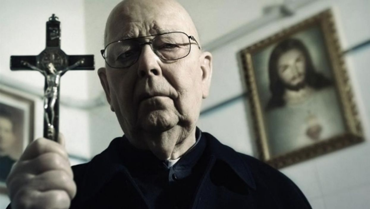Vatican exorcist Father Amorth died in Rome on Sept. 16