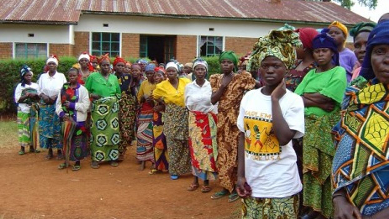 Victims of sexual violence in the Democratic Republic of the Congo