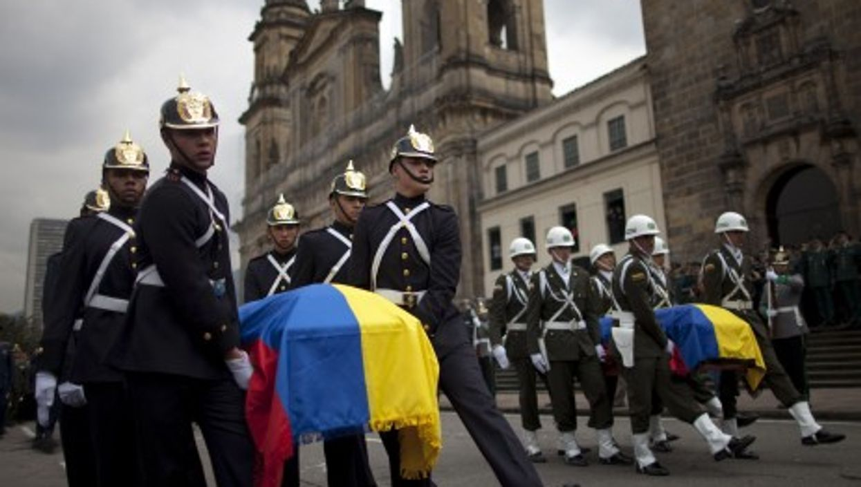 Victims on all sides in Colombia, including officers executed in 2011 by FARC