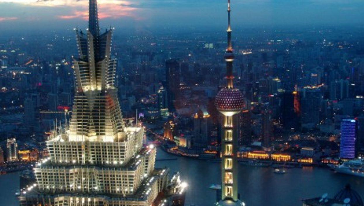 View from the Shanghai World Financial Center (tyler_haglund)