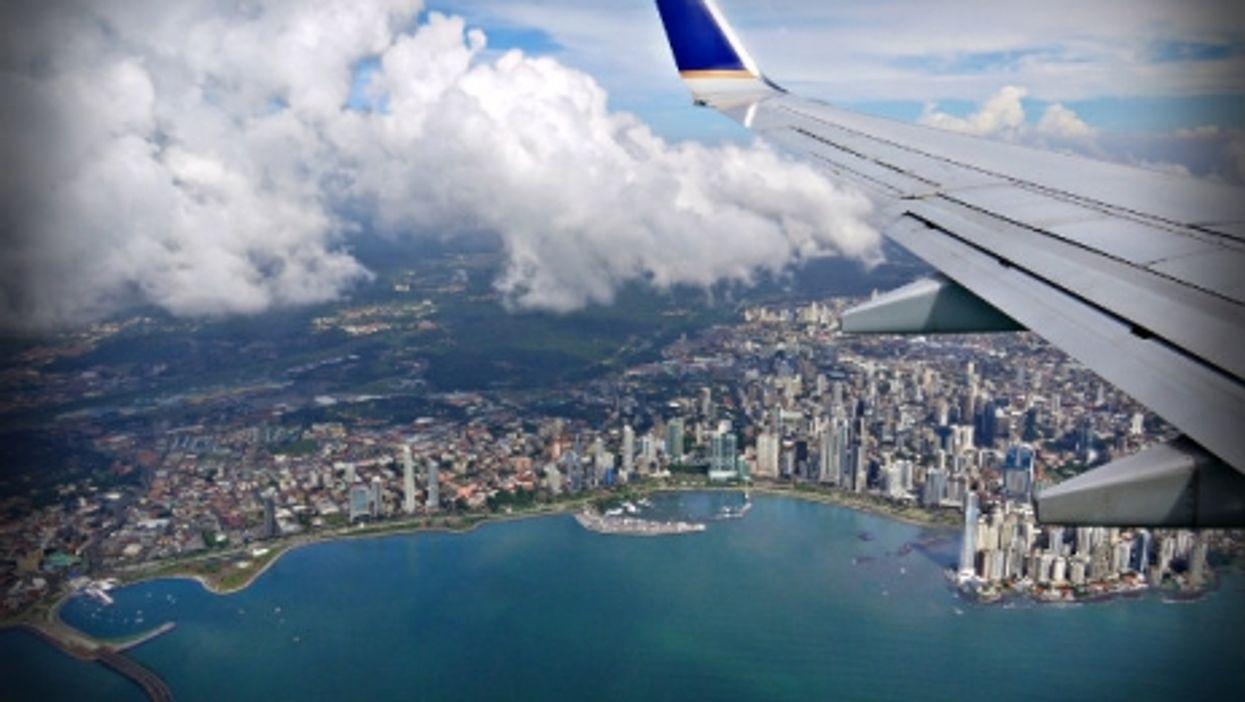 View over Panama City