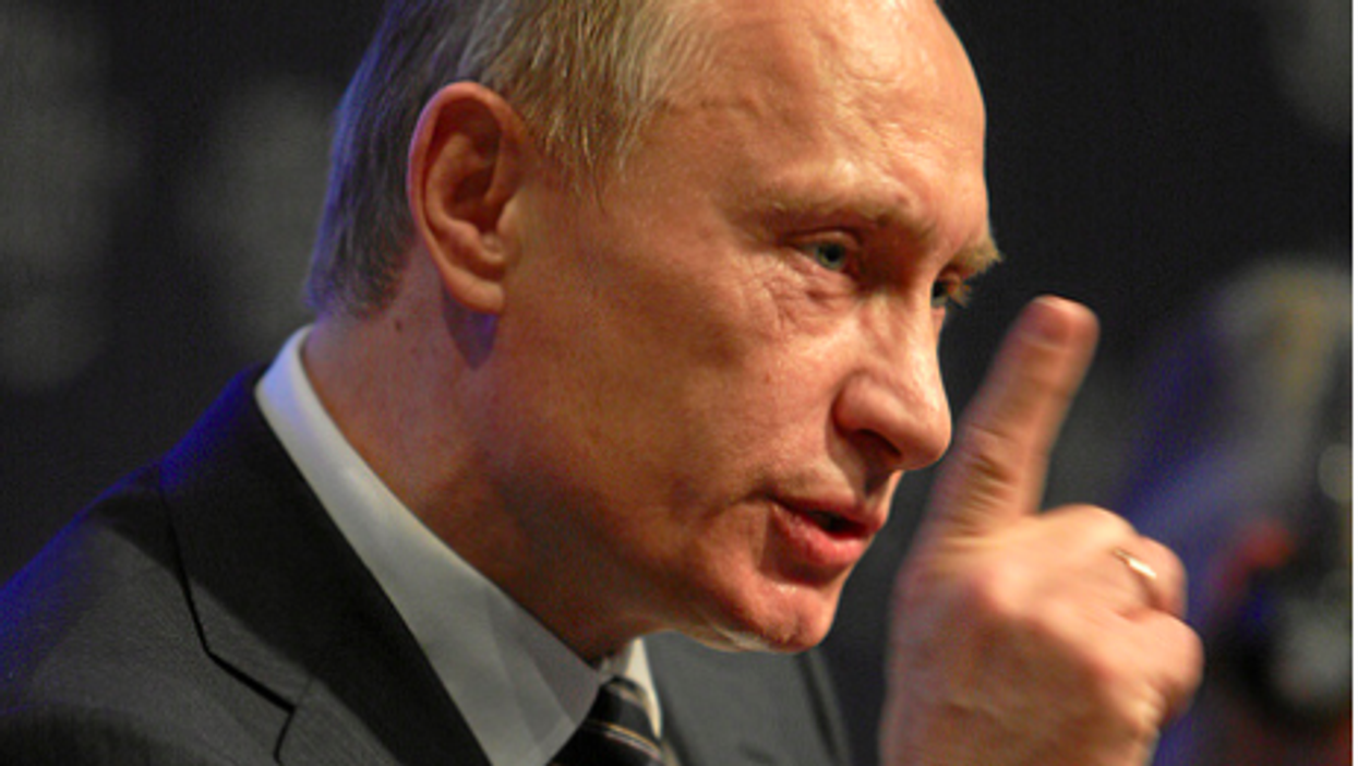 Vladimir Putin (WEF)