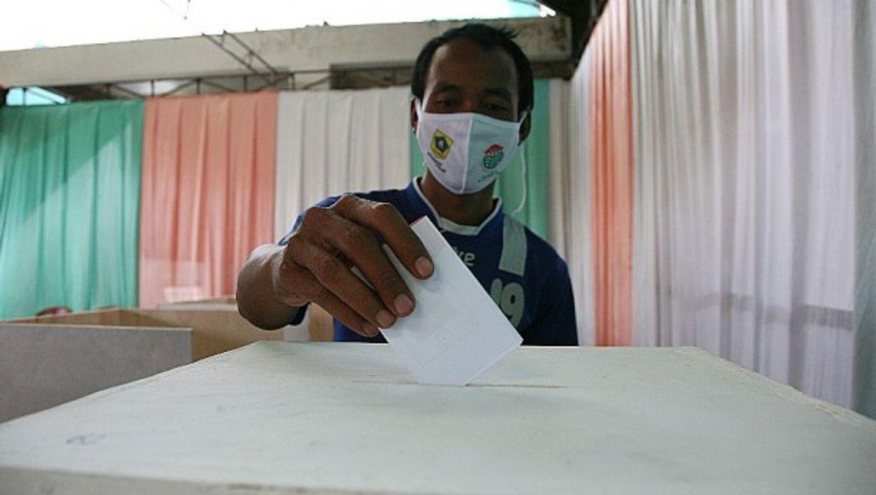 Voting in Indonesia on Dec. 20 in Indonesia
