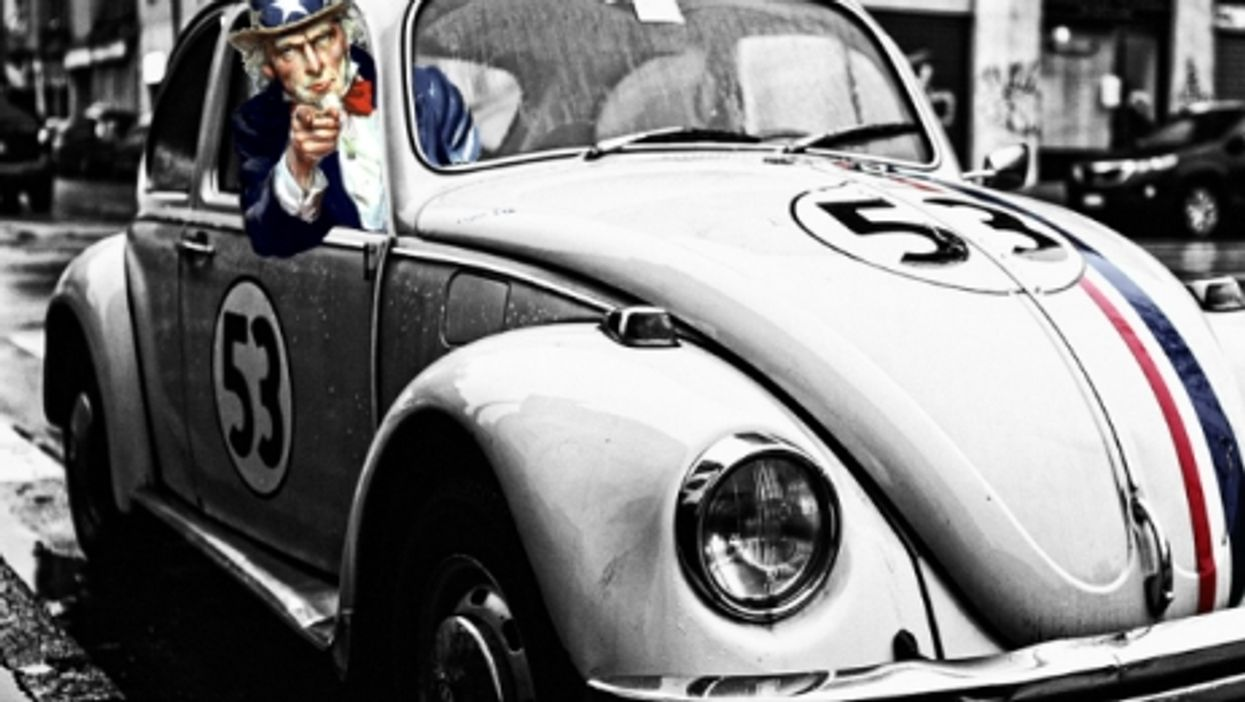 VW, Uncle Sam's coming after you next