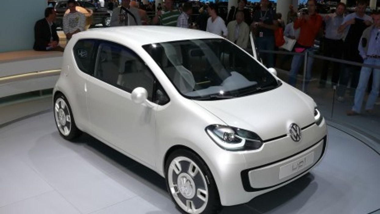 VW up! : Volkswagen's latest creation