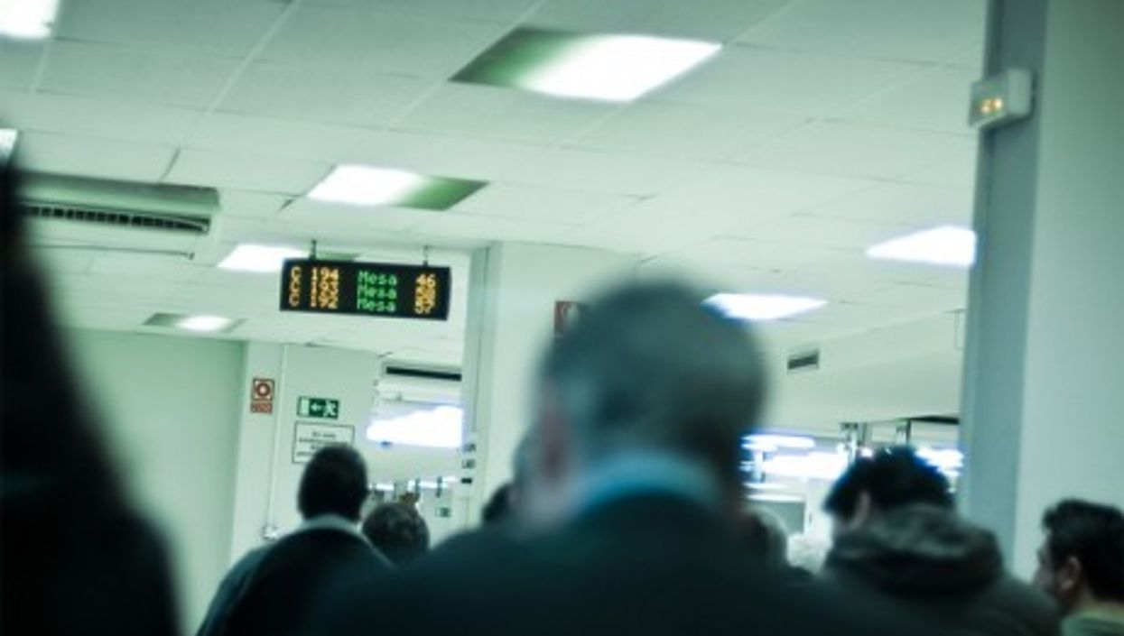 Waiting for hours in hospitals is now the least of Spain's immigrants' worries