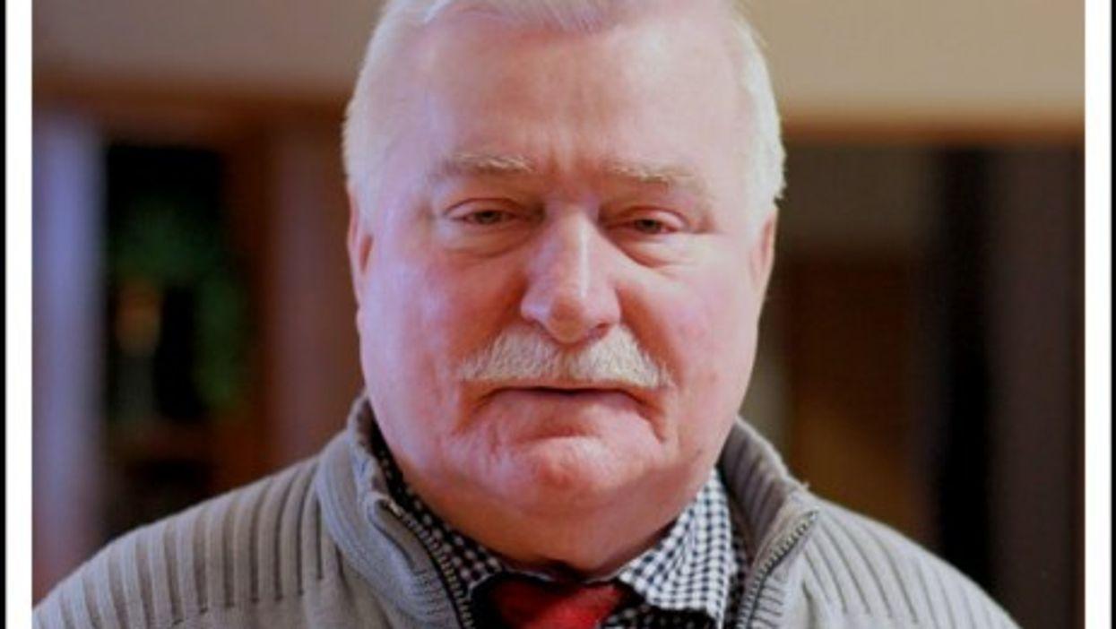 Walesa turned 71 last month