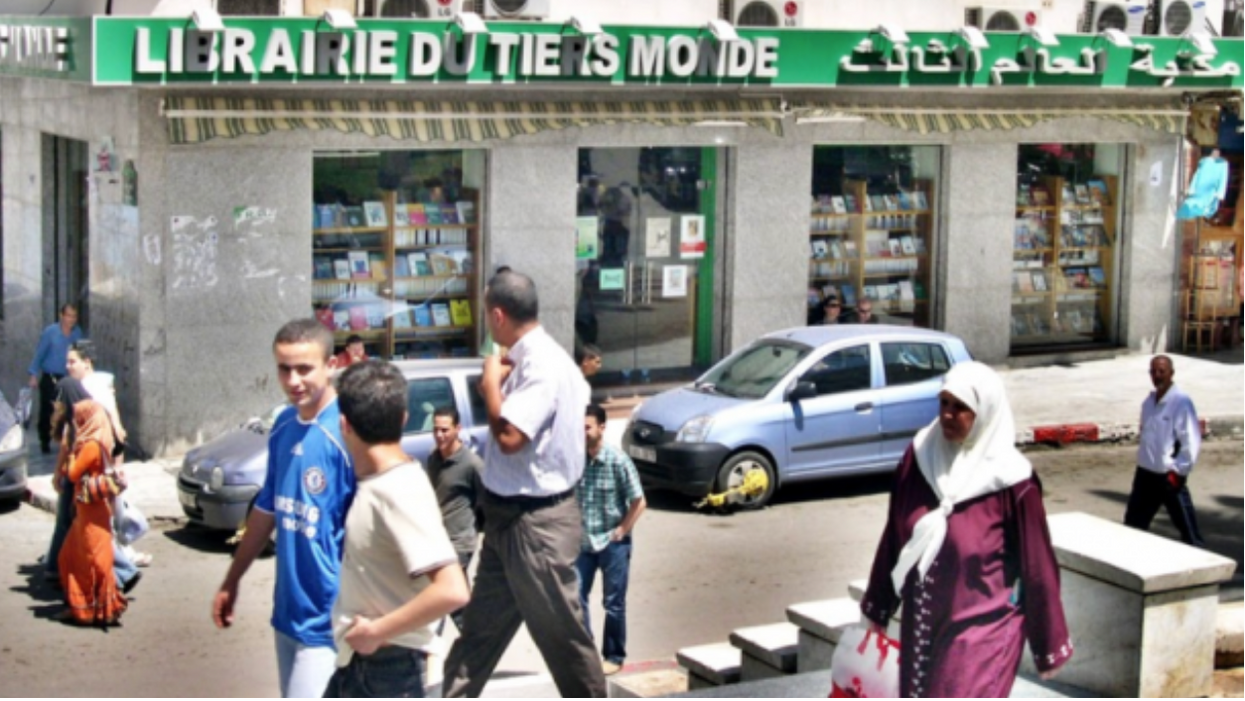 Finding Freedom In The Pages Of An Algerian Bookstore