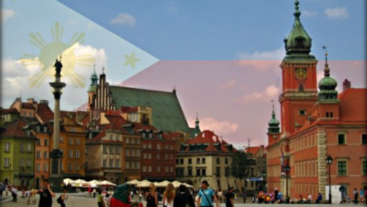 Warsaw, new land of promise for Filipino immigrants?