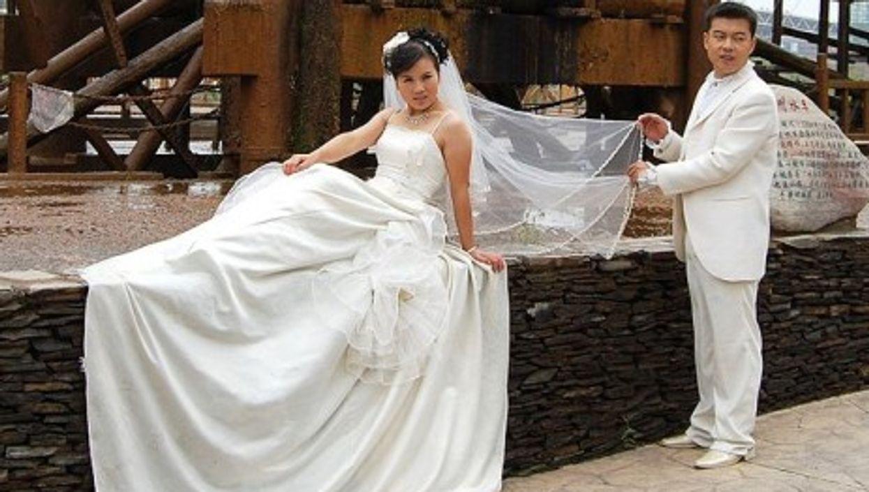Wedding in Lanzhou, China