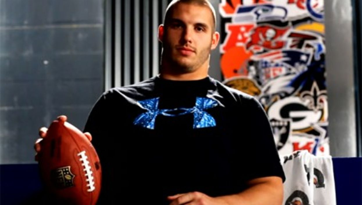 Werner has been selected by the Indianapolis Colts with the 24th pick in the first round of the 2013 NFL draft