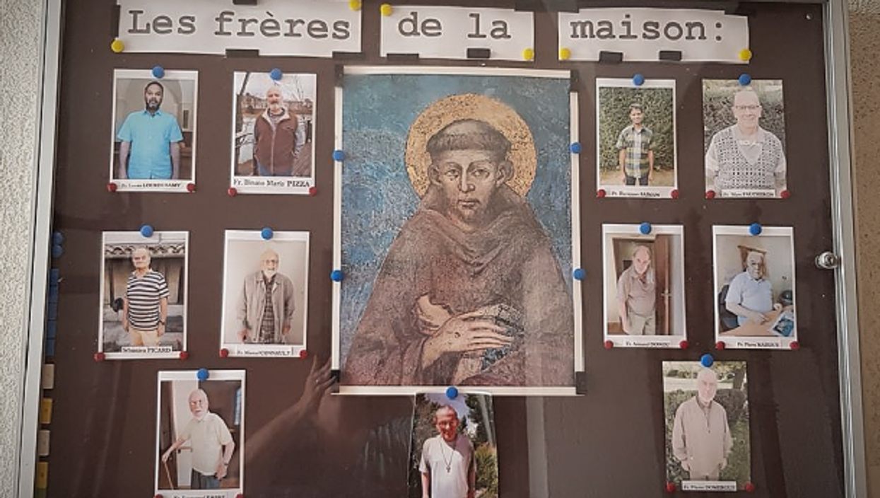 When there were 11: Capuchin Brothers from the Crest convent