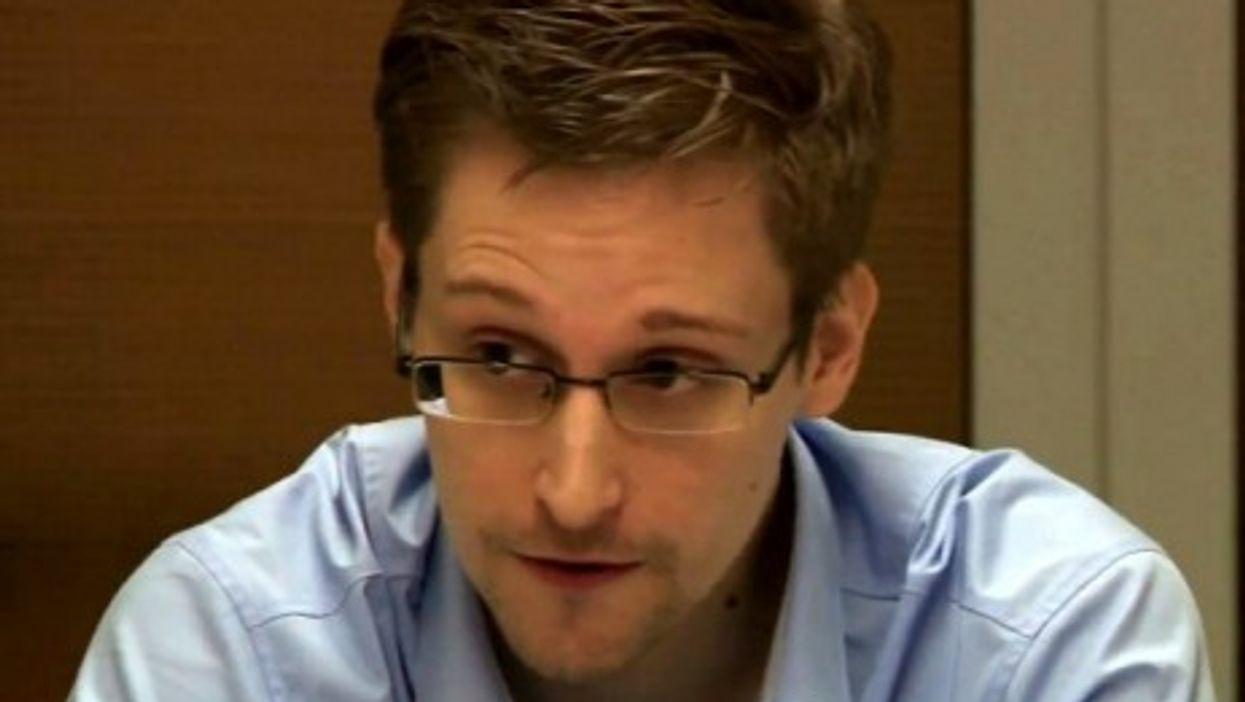Whistleblower Edward Snowden comments on Pulitzer Prize
