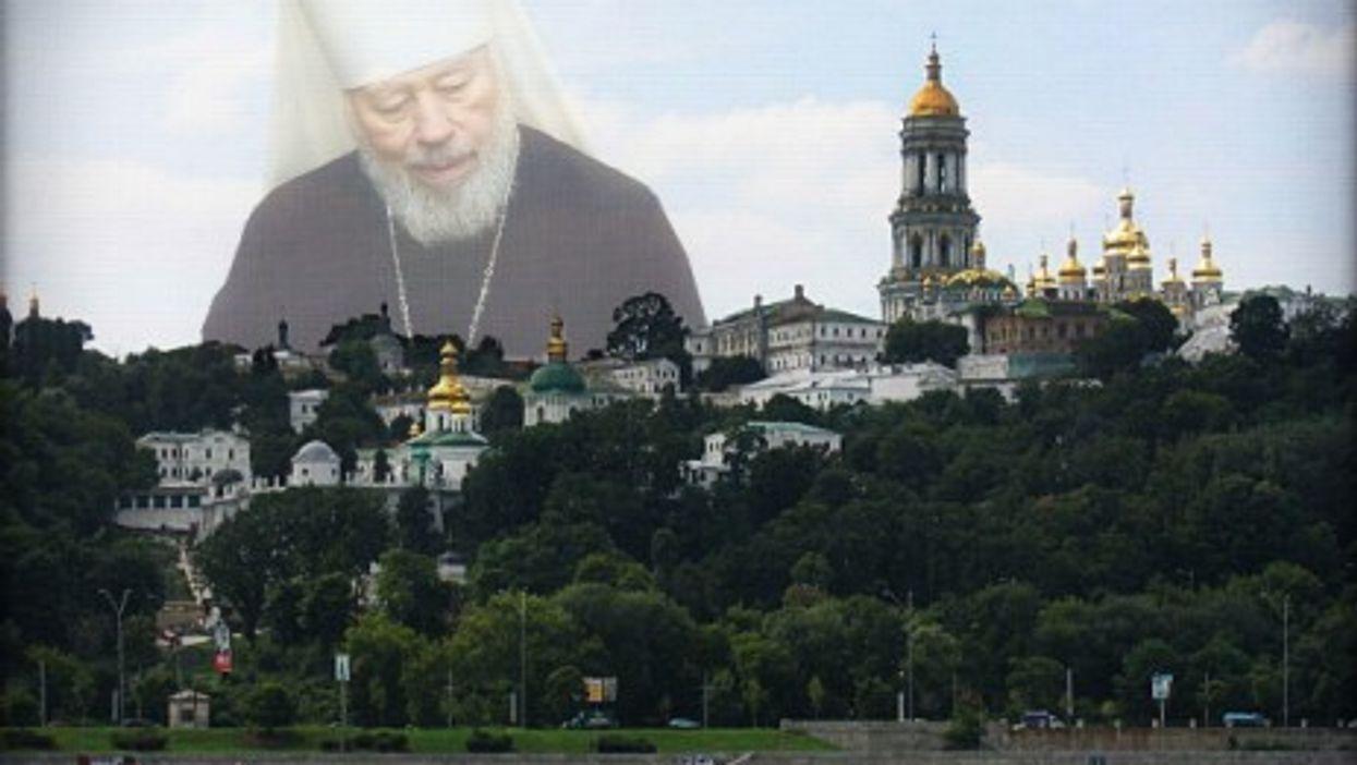 Who will replace Metropolitan Volodymyr Sabodan in Kiev?