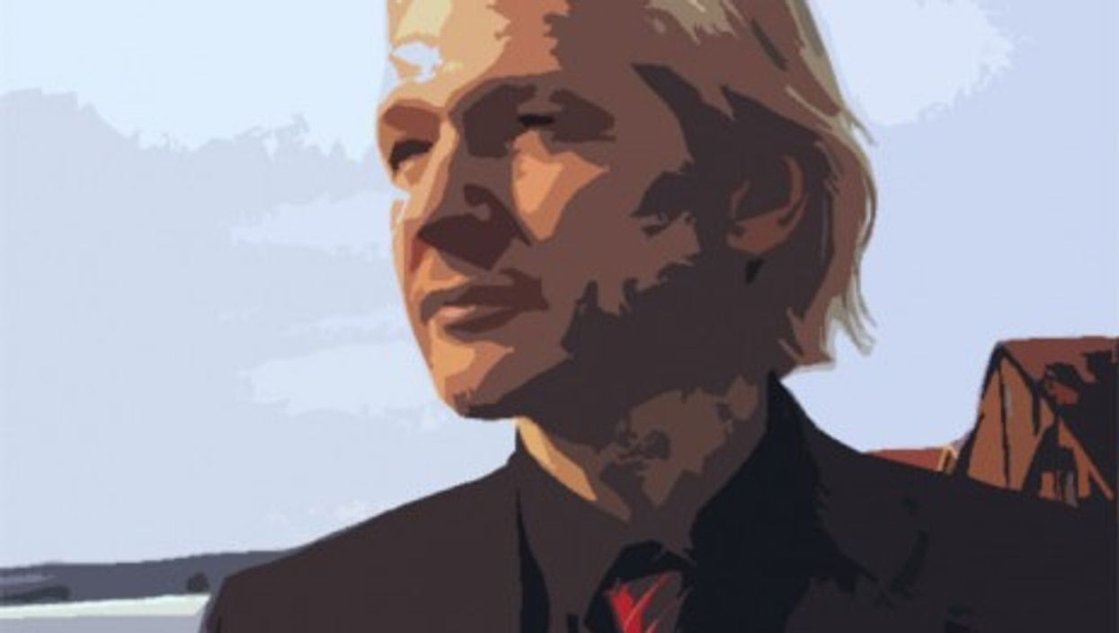 WikiLeaks founder Julian Assange in 2010