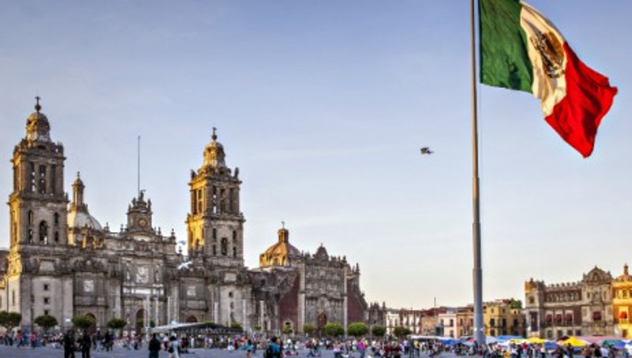 Wind of change in Mexico City?