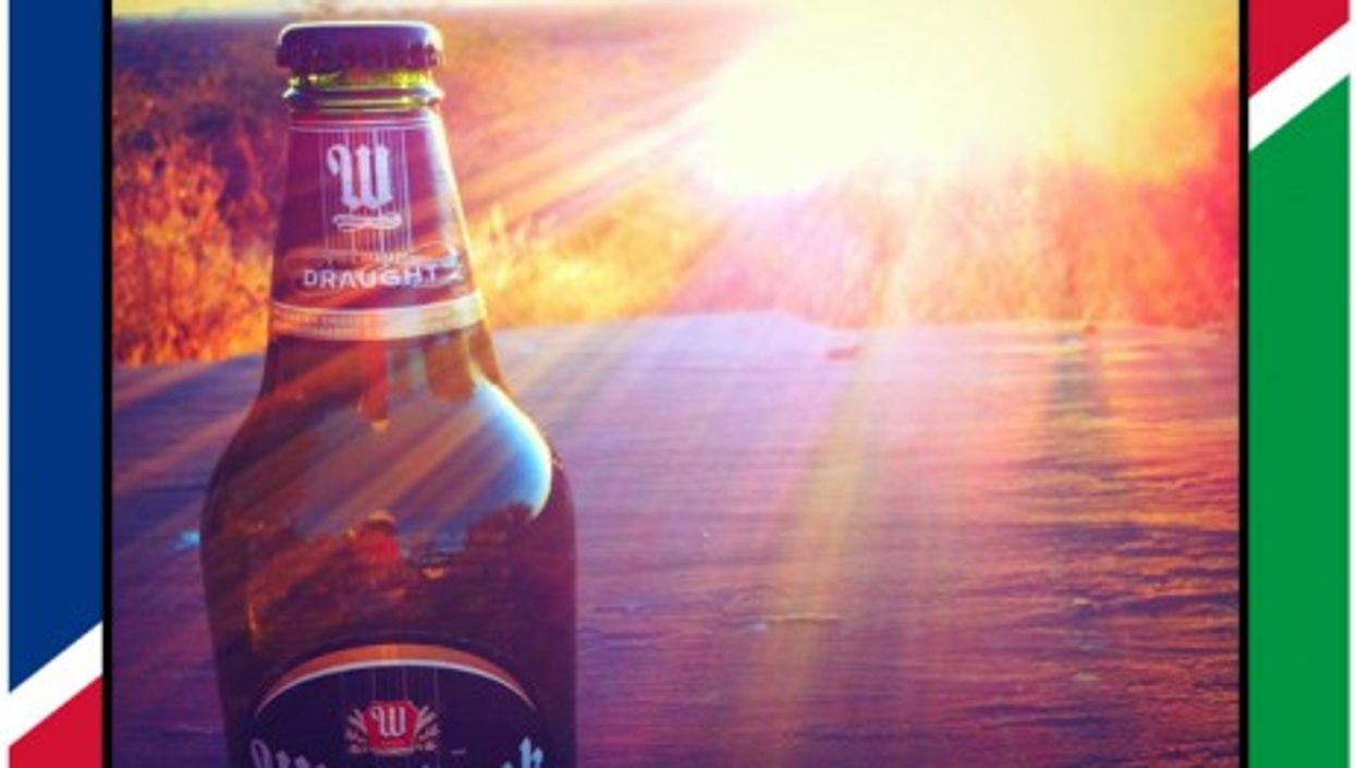 Windhoek Lager has won eight gold medals since 2005