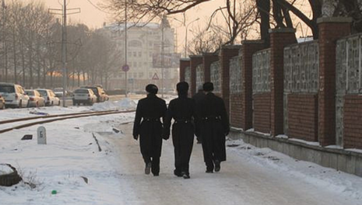 Winter is long in Vladivostok
