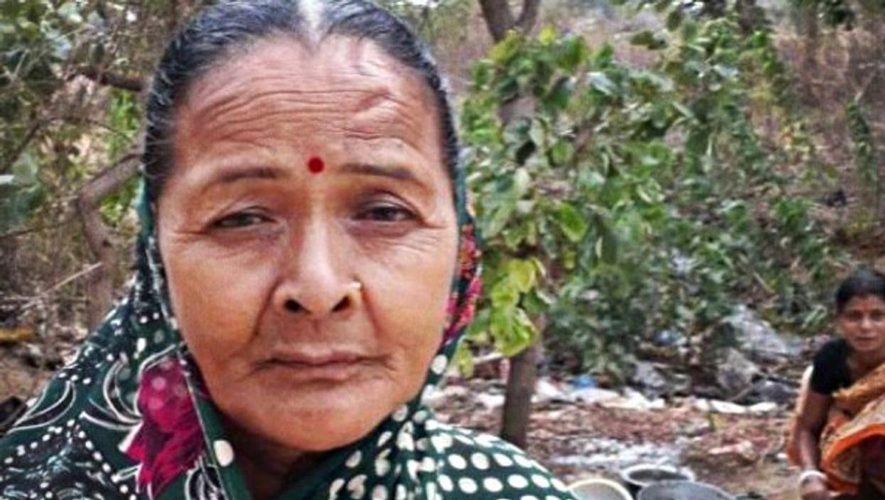 Witch hunt victim Chhuteney Mahato