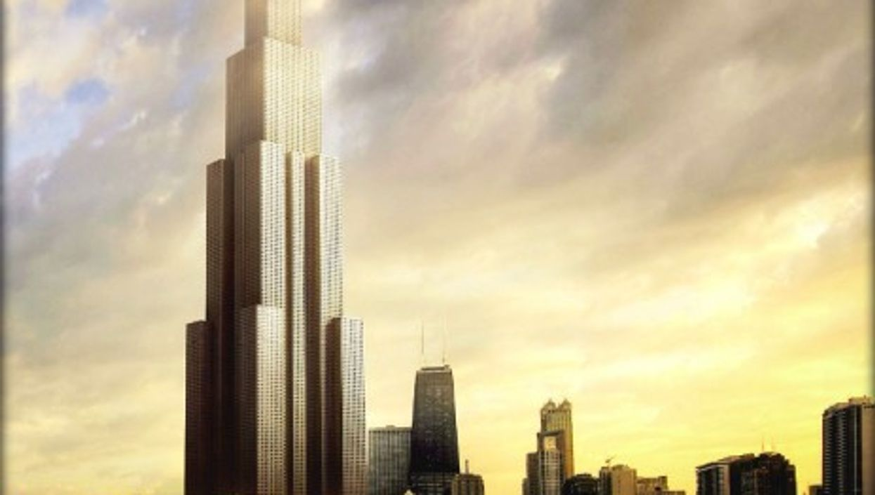 """""""with its 838 meters high, the building will become the highest in the world, surpassing the Burj Khalifa tower in Dubai."""""""