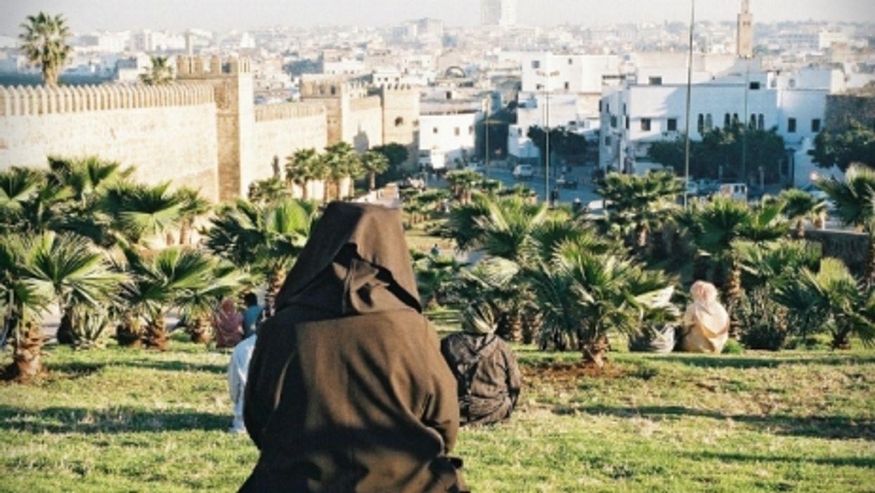 Women in Rabat