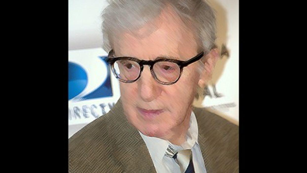 Woody Allen has the last word on who dubs him (David Shankbone/B.H.)