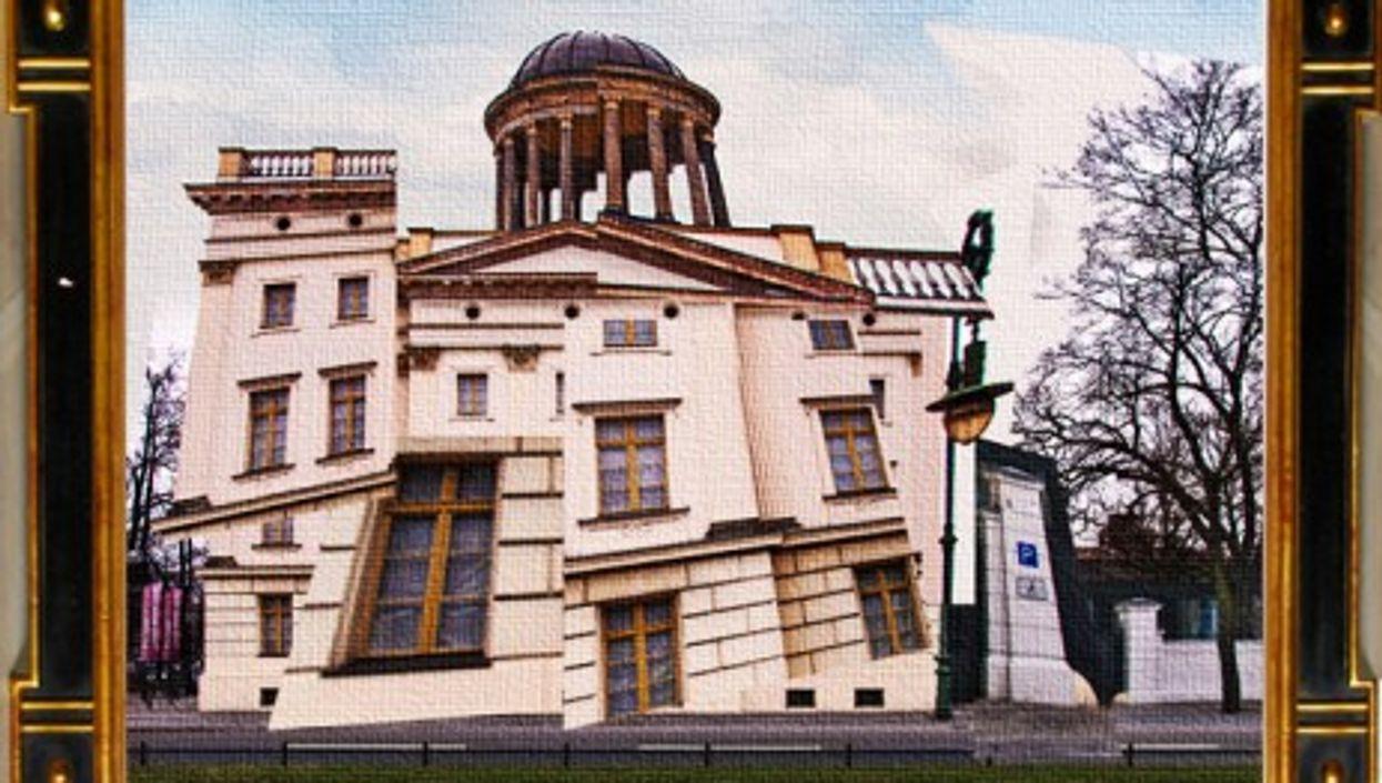 Worldcrunch's cubist impression of Berlin's Berggruen Museum