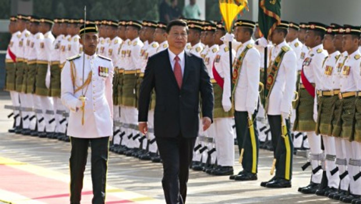 Xi Jinping's Oct.4 state visit to Malaysia