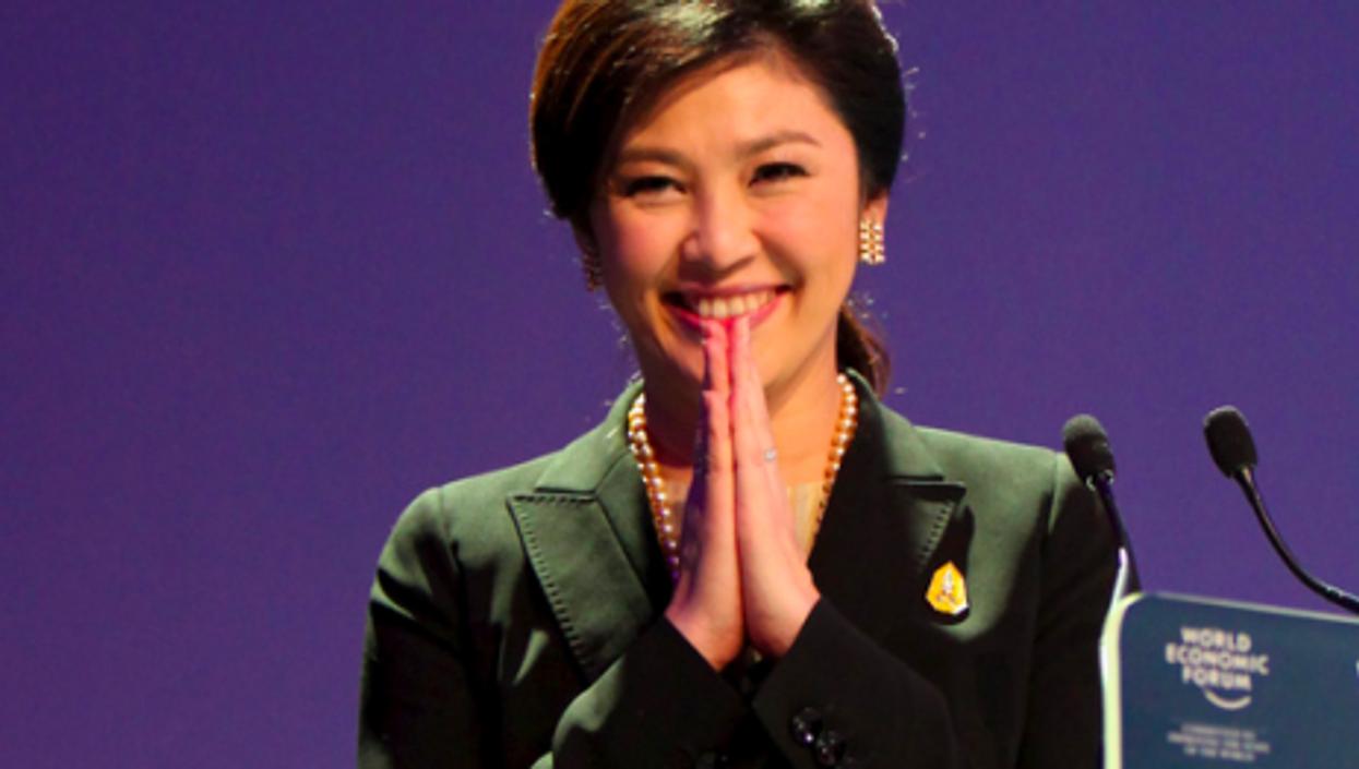 Yingluck Shinawatra (WEF)