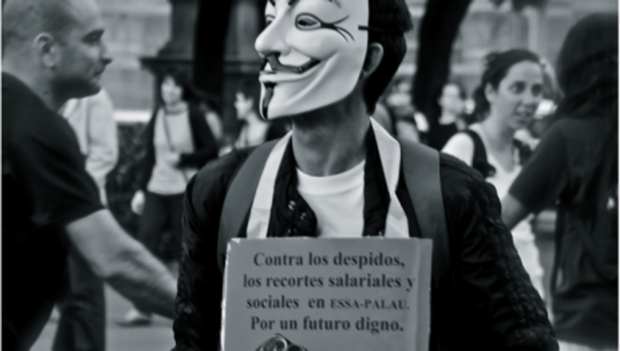 Youth unemployment is driving protests across Spain (Pepe Pont)