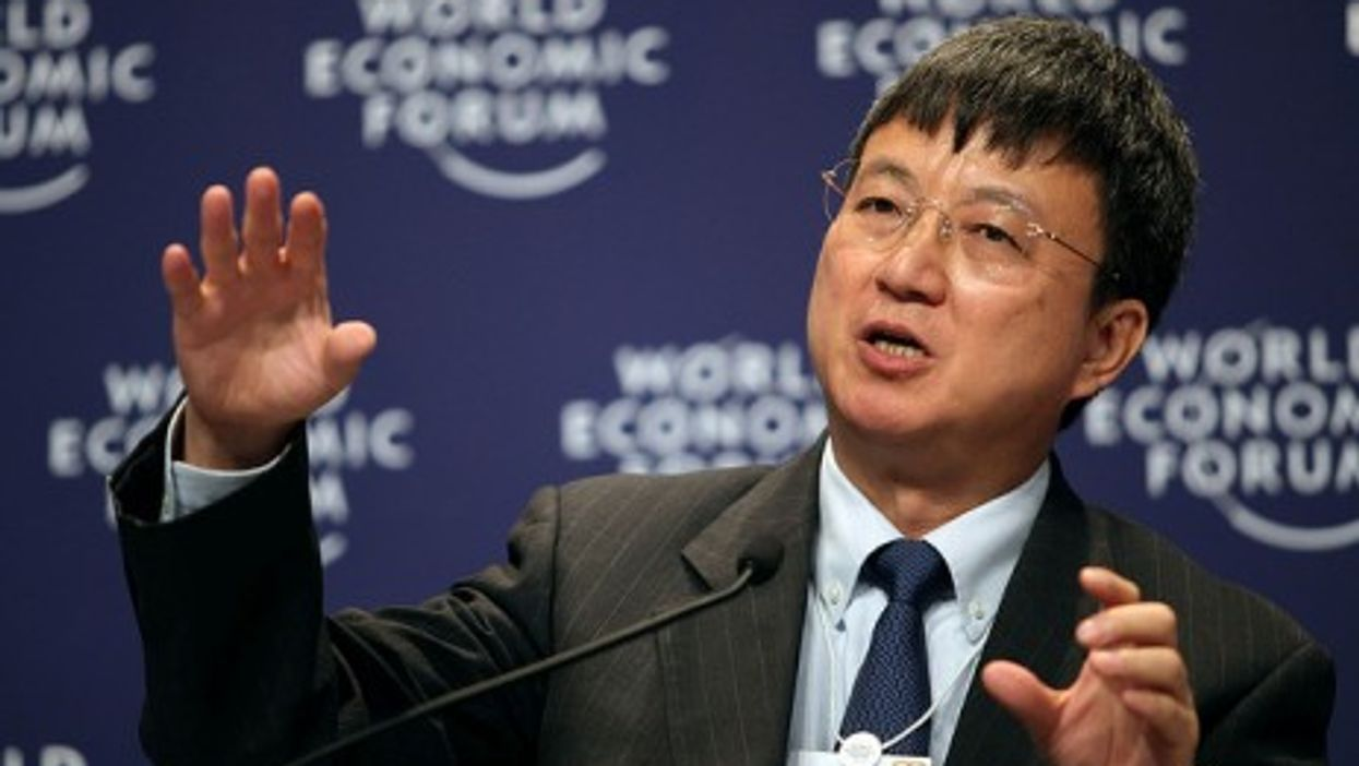 Zhu Min, the former Chinese central bank deputy governor, was a top Strauss-Kahn deputy and potential successor.